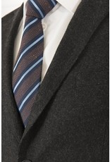Delahaye London Collection Delahaye London Collection - Heavy Wool Charcoal Slim Suit (Hugo - 0922-7110)
