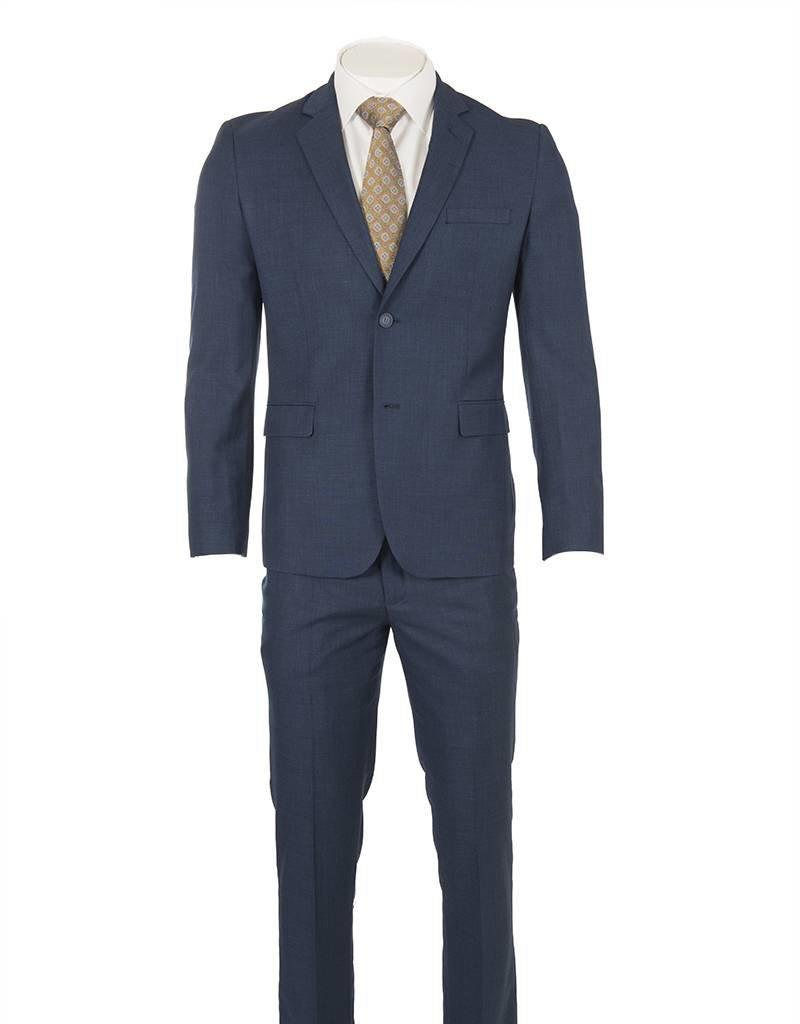 Delahaye London Collection Delahaye - Slim Suit in Blue ( Sandro-2712-6)