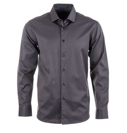 Polifroni BLU BLU by Polifroni - Dark Purple Fitted Shirt