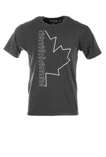 HXGN HXGN - Canada Airport Codes T-Shirt - Grey