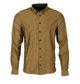 Casual Friday Casual Friday - Mustard Yellow Casual Shirt