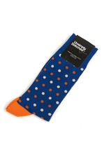 Unsimply Stitched Unsimply Stitched - Orange Polka Dots (UNST-7158-1)