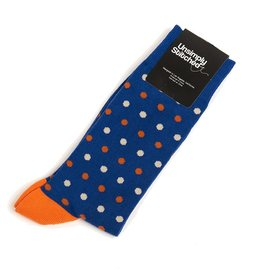 Unsimply Stitched Unsimply Stitched - Orange Polka Dots