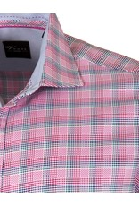Venti Venti - Pink Woven Shirt (172810800)