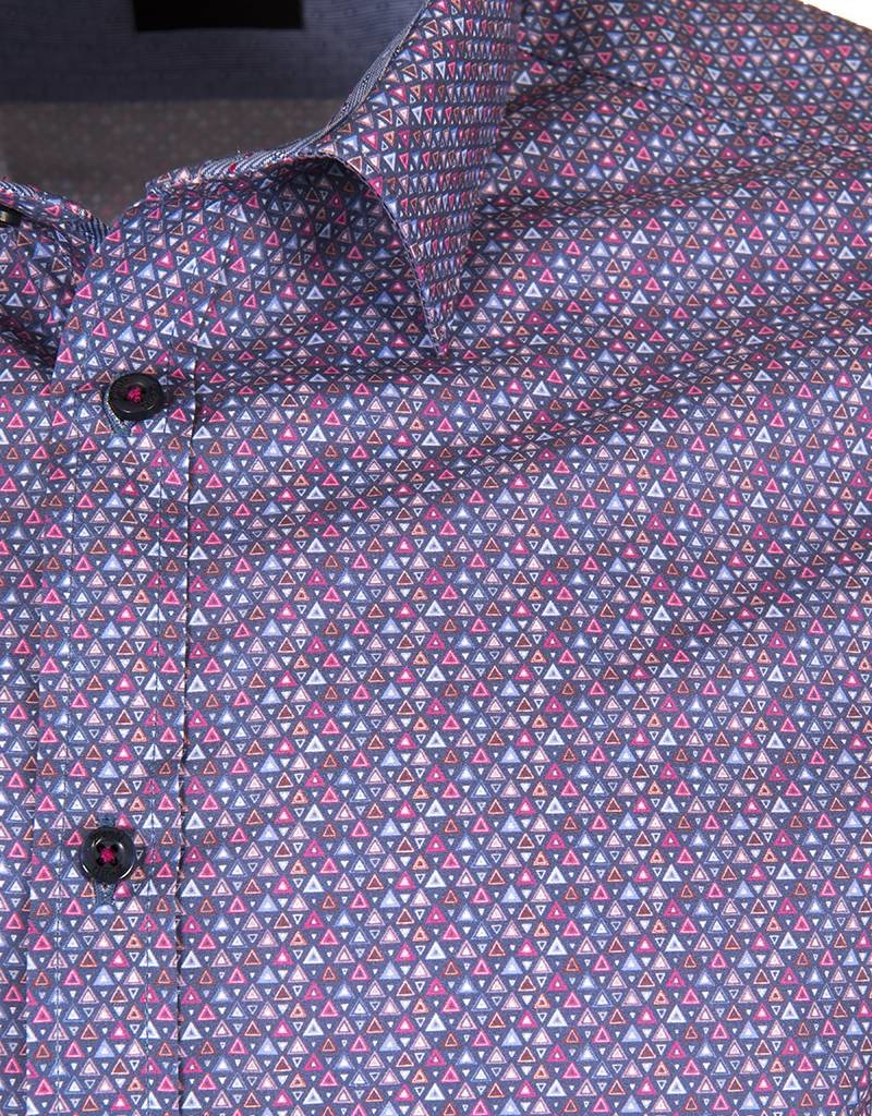 Venti Venti - Shades of Purples Mens Shirt (172810600)