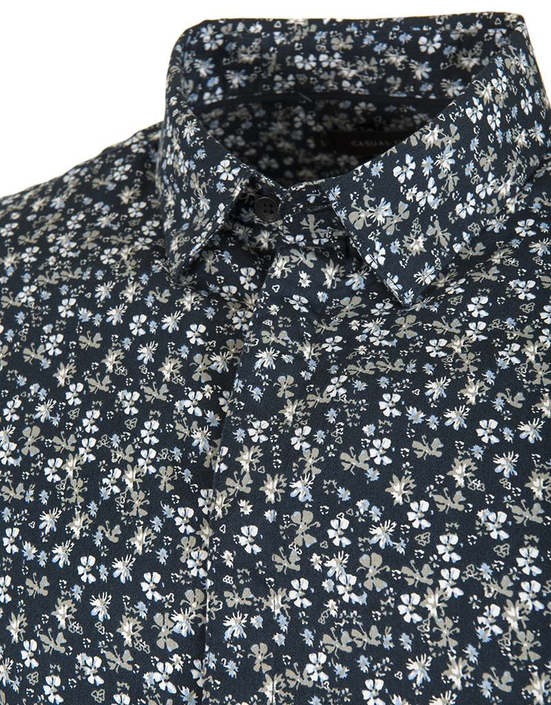 Casual Friday Casual Friday - Navy and Flowers (20501258)