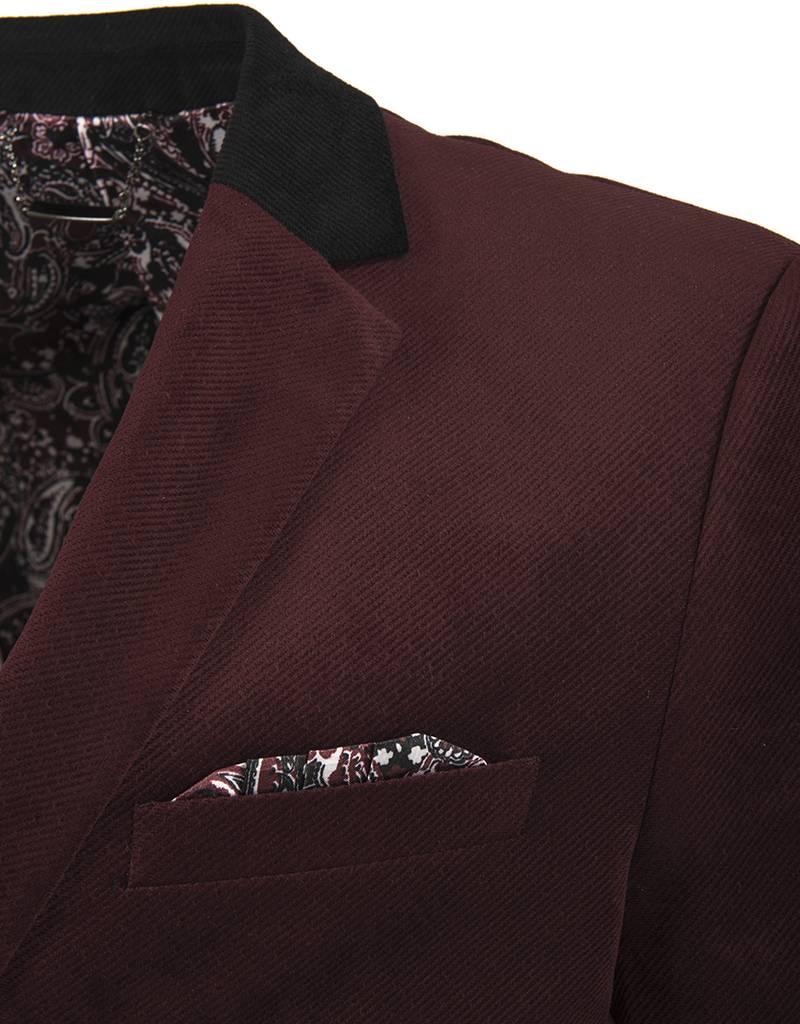 Lief Horsens - Matt Velour Sport Jacket