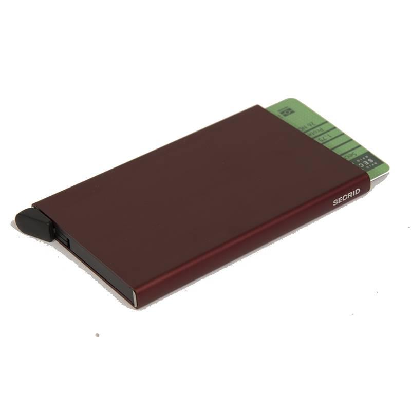 Secrid Secrid  Wallet - Bordeaux Cardprotector - C -