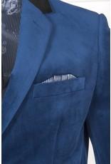 Lief Horsens - Blue Velour (mas-Nat -Jacket)