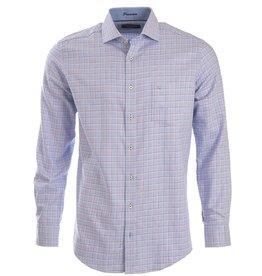 CASAMODA CASAMODA - Blue Woven Shirt