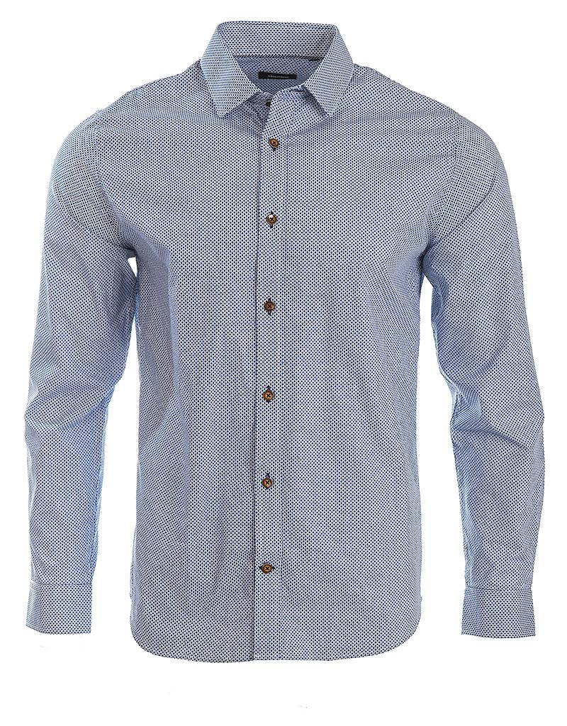 Matinique Matinique - Blue Summer Shirt - 30202618