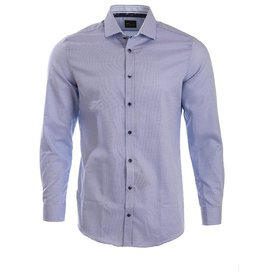 Venti Venti - Purple & Navy Woven Shirt
