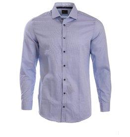 Venti Venti - Purple & Navy Woven Shirt