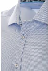 Venti Venti - Micro-Houndstooth Shirt - 182910300