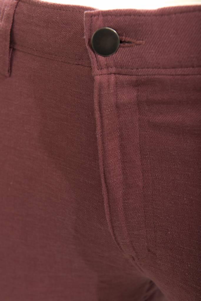 Bertini - Summer Pant in Red - M1630M097
