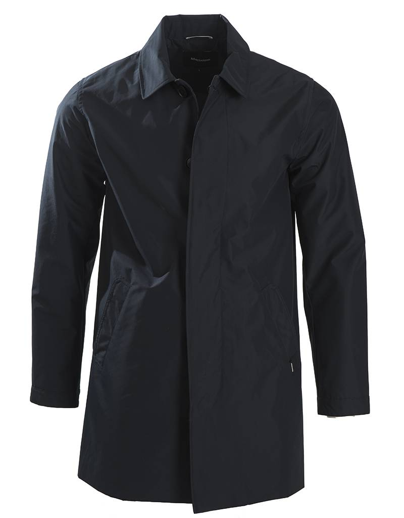 Matinique Matinique - Navy Spring Coat - 30202524