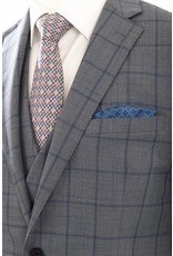 Tallia Tallia - Window Pane 3 PCS Suit - SJX0881