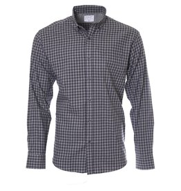 Seven Seas Seven Seas - Grey/Navy Gingham
