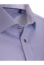 CASAMODA CASAMODA - Purple Woven Dress Shirt - 383033600