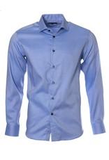 Polifroni BLU BLU by Polifroni - Blue Oxford Shirt - G1847227