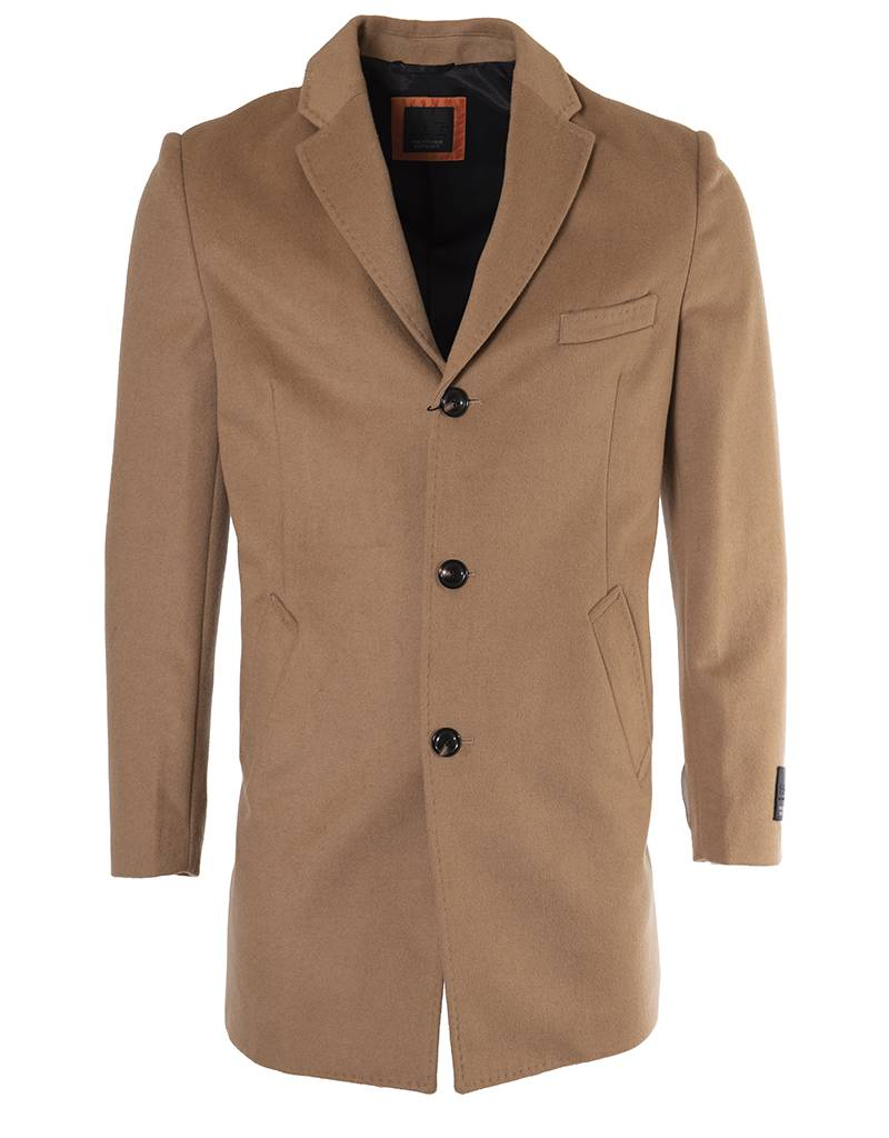 Weather Report - Docati Overcoat - 281004