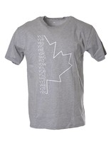 HXGN HXGN - Canada Airport Codes T-Shirt - Grey/white