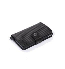 Secrid Secrid - Miniwallet - Cubic Black