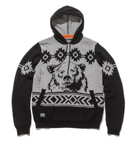 GRIZZLY GRIPTAPE GRIZZLY ROCKY MTN HOODY