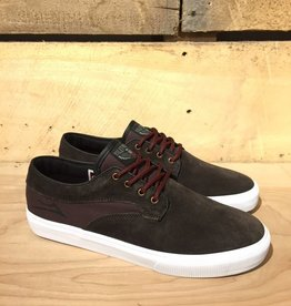 LAKAI FOOTWEAR LAKAI RILEY CHOCOLATE