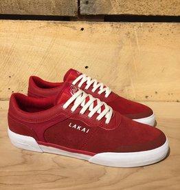 LAKAI FOOTWEAR LAKAI STAPLE RED