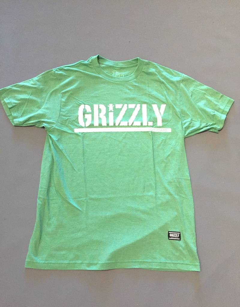 GRIZZLY STAMP TEE