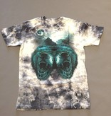 GRIZZLY GRIPTAPE GRIZZLY ROAR AT THE MOON TEE