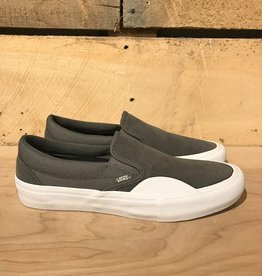 VANS VANS SLIP ON PRO PEWTER