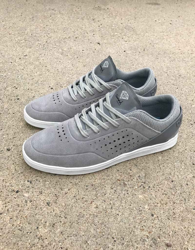 DIAMOND SUPPLY CO DIAMOND GRAPHITE - GREY