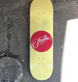 FAMILIA SKATESHOP FAMILIA RED DOT DECK