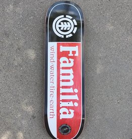 ELEMENT SKATEBOARDS ELEMENT X FAMILIA DECK