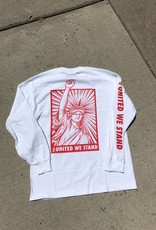 "DLX DISTRIBUTION REAL ""UNITED WE STAND"" TEE"
