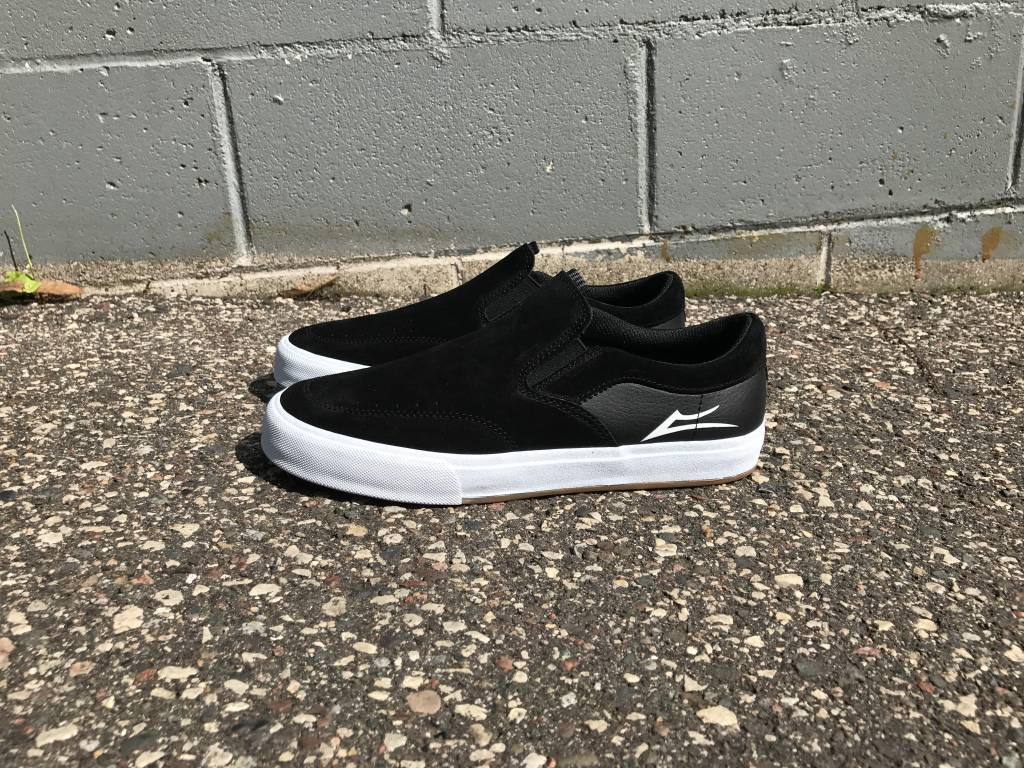 LAKAI FOOTWEAR LAKAI OWEN - BLACK