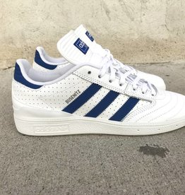 ADIDAS SKATEBOARDING ADIDAS BUSENITZ PRO - WHITE LEATHER