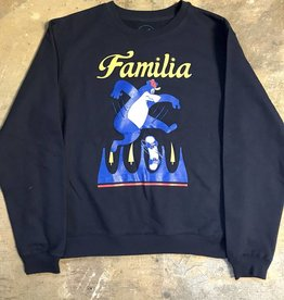 FAMILIA SKATESHOP FAMILIA COLD ONE CREWNECK
