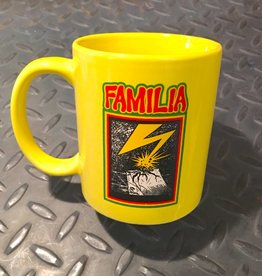 FAMILIA SKATESHOP FAMILIA THE YELLOW MUG
