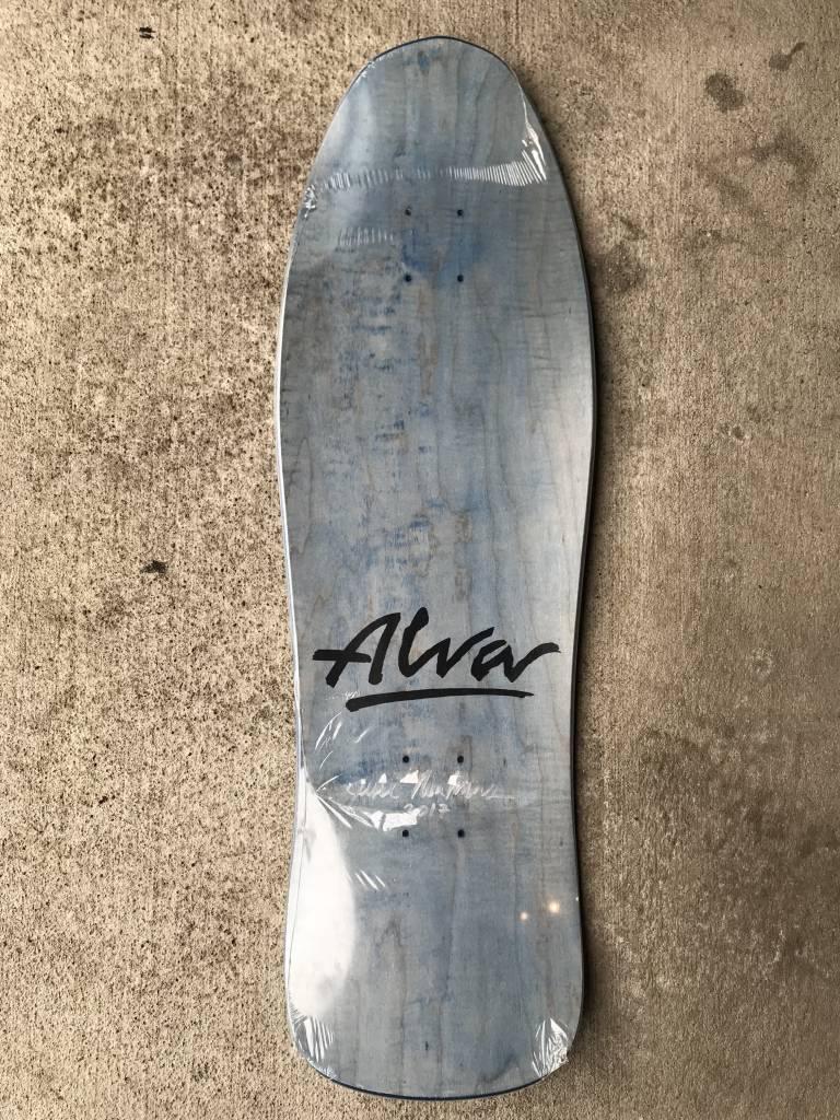 ALVA ALVA RE-ISSUE NEUHAUS SIGNED DECK