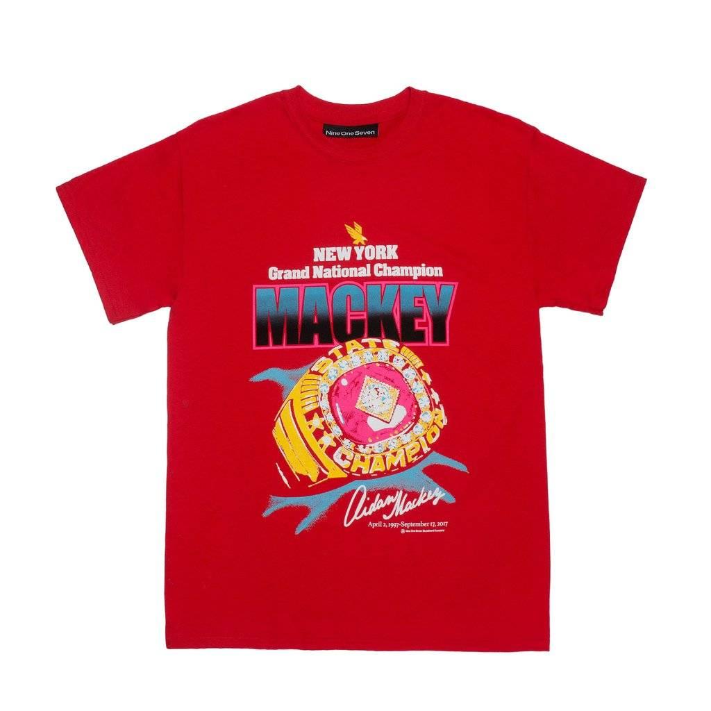 917 917 MACKEY CHAMPIONSHIP TEE