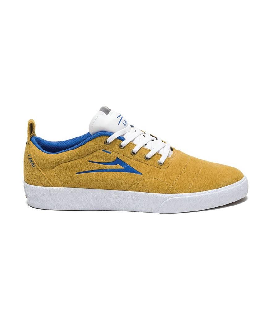 LAKAI FOOTWEAR LAKAI BRISTOL - GOLD/BLUE
