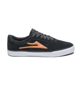 LAKAI FOOTWEAR LAKAI SHEFFIELD - CHARCOAL
