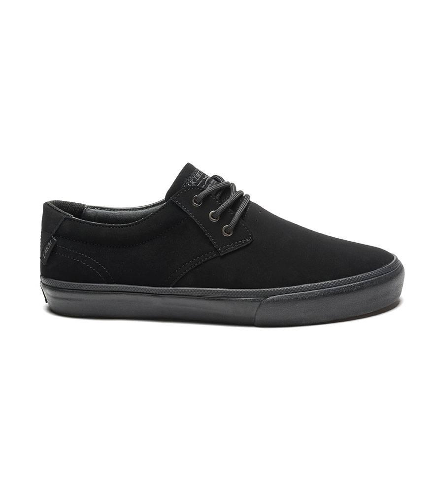 LAKAI FOOTWEAR LAKAI DALY - BLACK