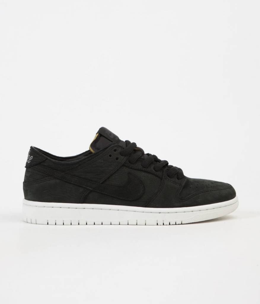 NIKE SB NIKE SB DUNK LOW DECON - BLACK