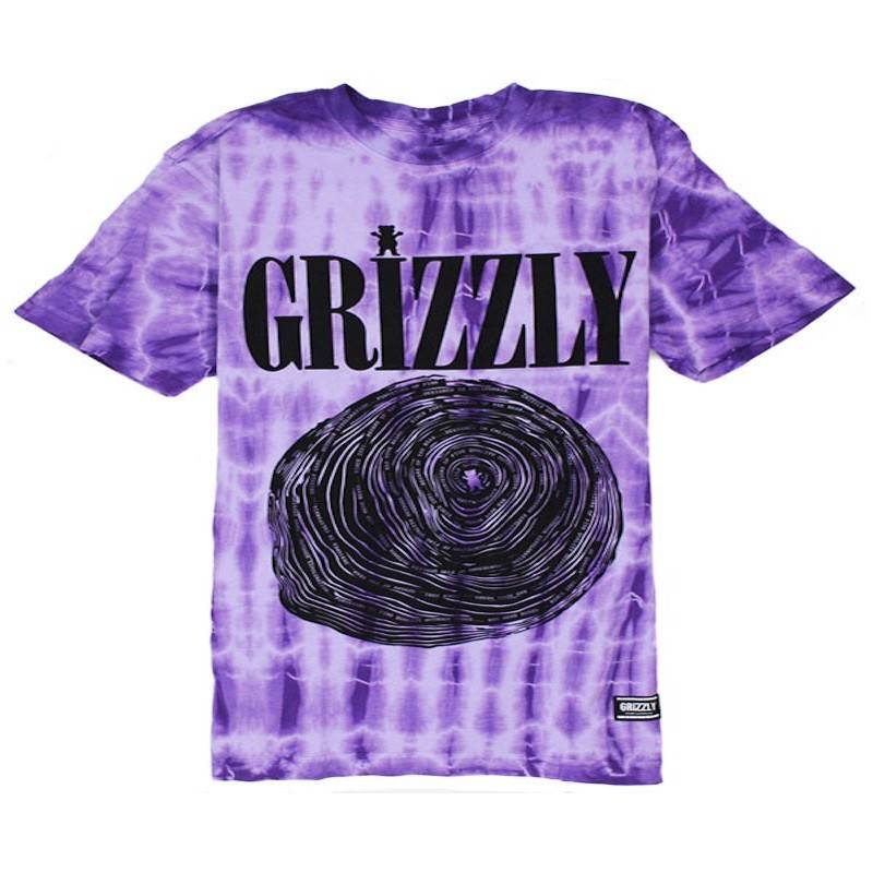 GRIZZLY GRIPTAPE GRIZZLY NEVERMIND TEE