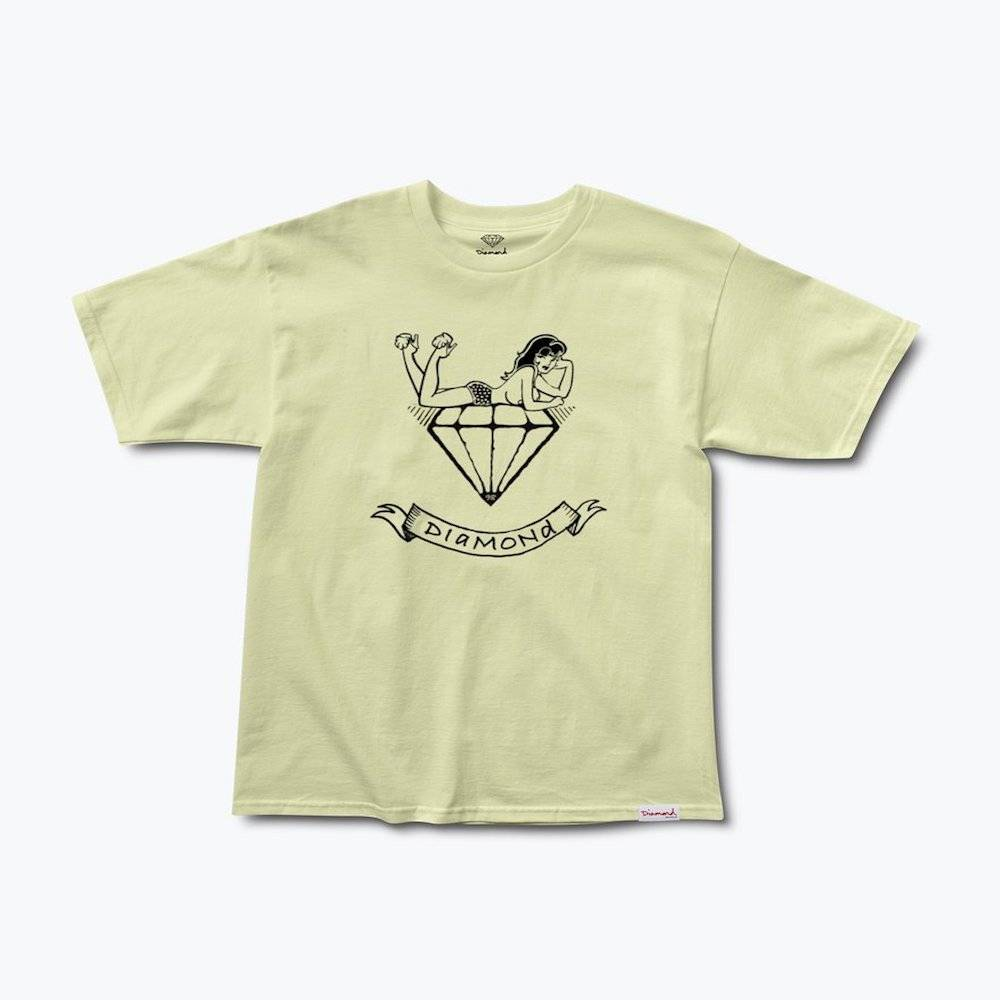 DIAMOND SUPPLY CO DIAMOND MISTRESS TEE