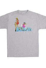 ALLTIMERS ALLTIMERS PON DI TEE - HEATHER GREY